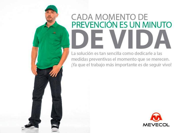 ¡Cada momento de prevención es un minuto de vida!