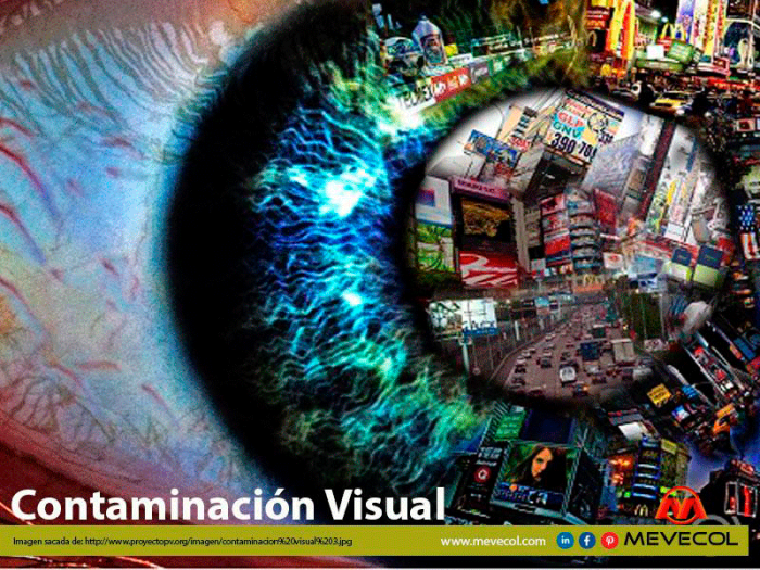 Contaminación visual
