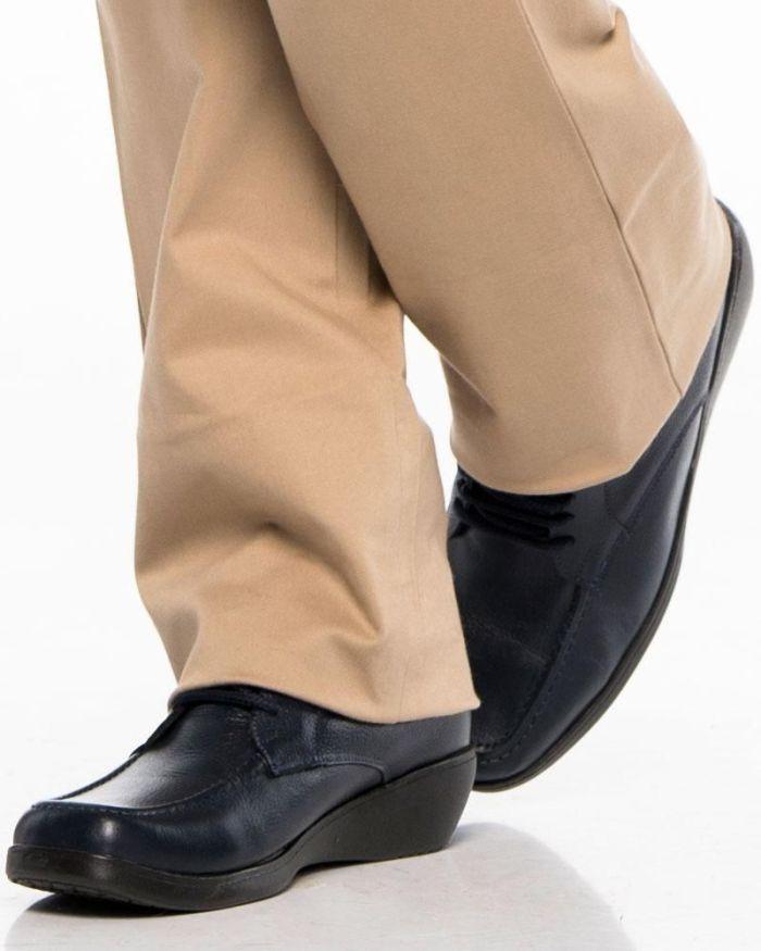 Uniformes empresariales para Mercaderistas M13 zapatos