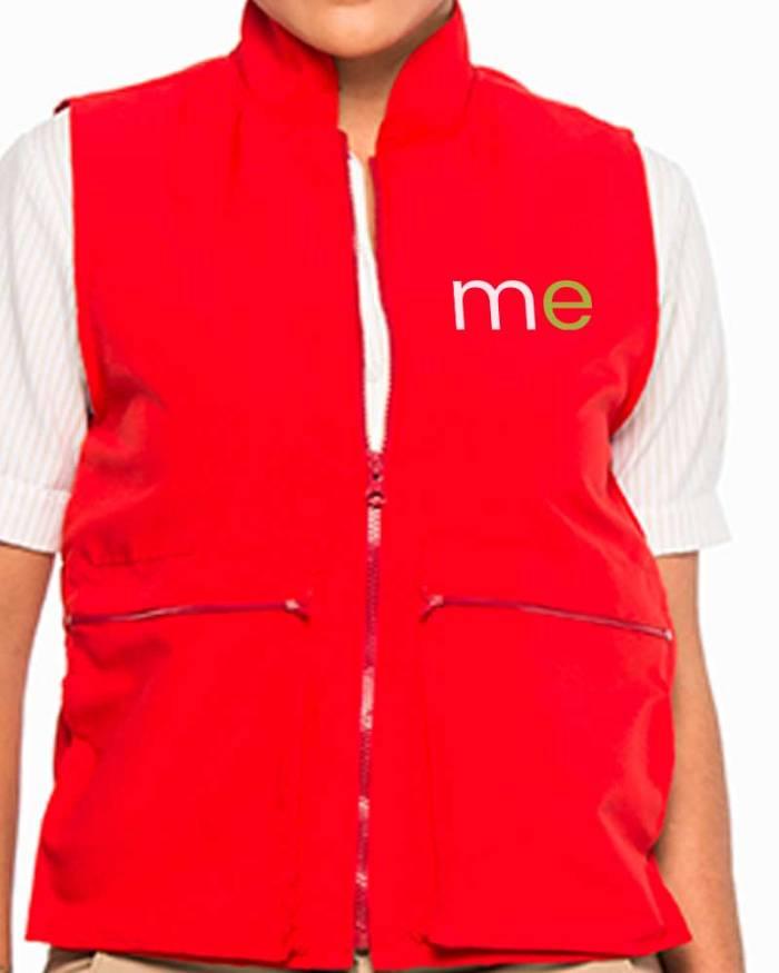Uniformes empresariales para Mercaderistas M18 chaqueta