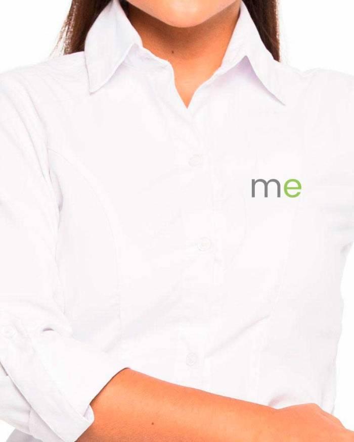 Uniformes empresariales para Mercaderistas M11 cuello