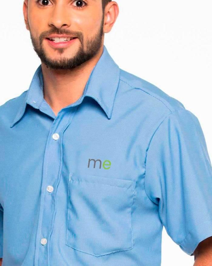 Uniformes empresariales para Mercaderistas M40 detalle