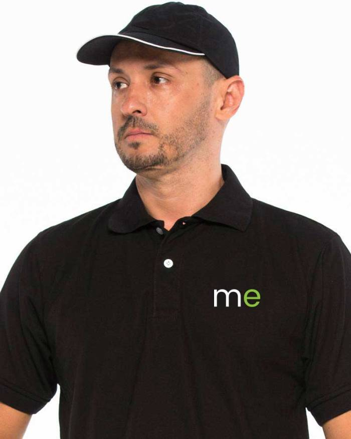 Uniformes empresariales para Mercaderistas M63