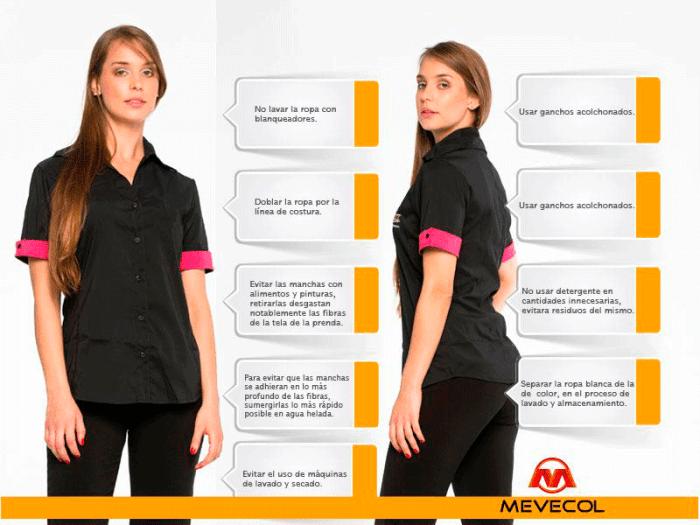 Consejos para cuidar el uniforme