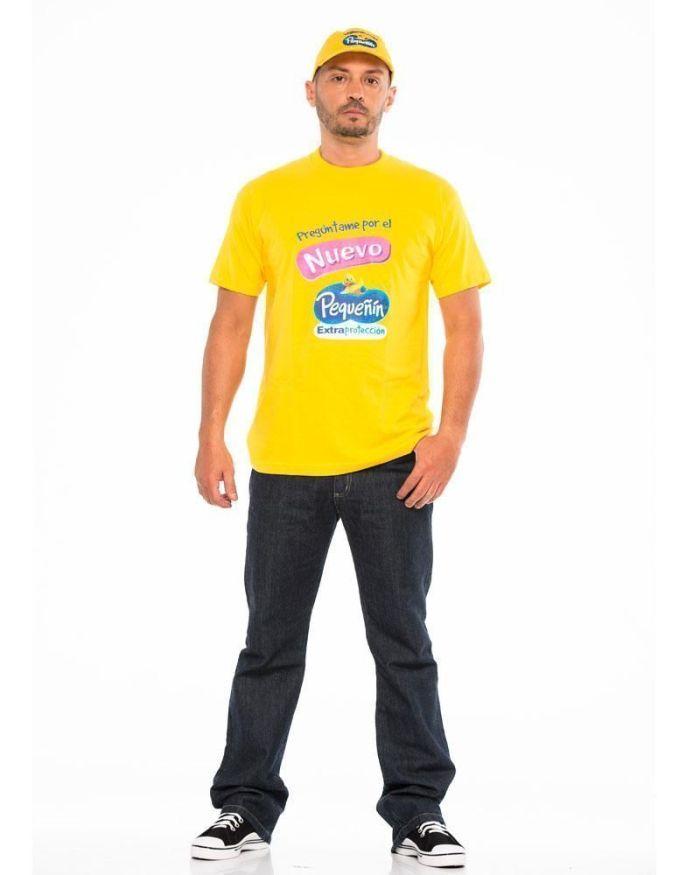 Camisetas personalizadas P4 cuerpo entero