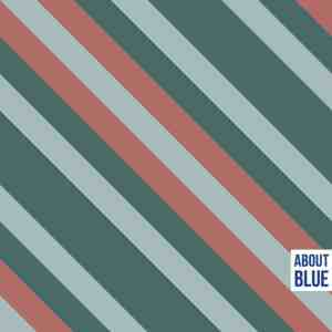 About Blue Fabrics Garden Dia