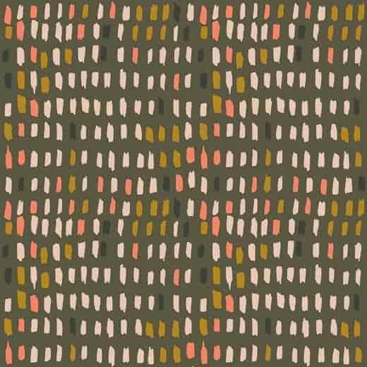 Verhees- canvas paint pallet groen 07705.001