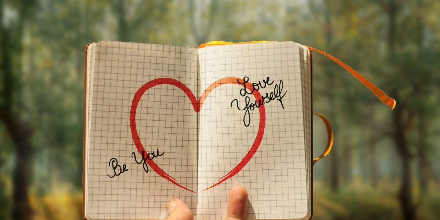 Zelfvertrouwen: to love yourself