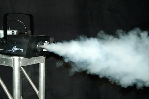 FOG / SMOKE MACHINES