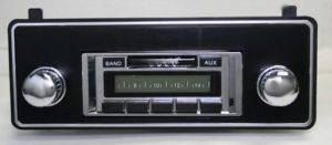 Radio Estereo Clasico MP3 Para Ford Mustang 1979-1984