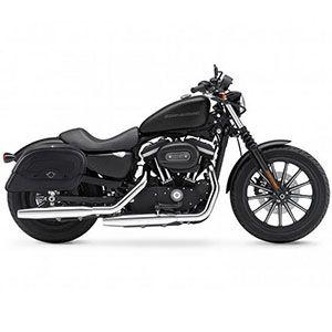 Alforjas Para Moto Harley Sportster 883 Iron