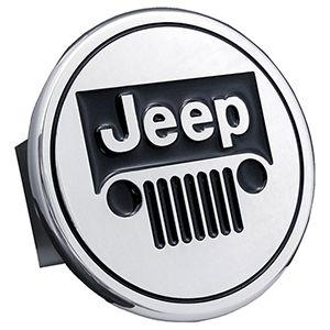 Cubierta De Enganche De Remolque Jeep Wrangler