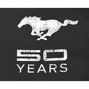 Playera Mustang 50 Aniversario En Todas Las Tallas