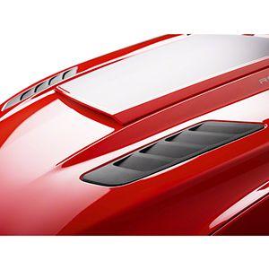 Tomas De Aire De Cofre Para Ford Mustang GT 2015-2017