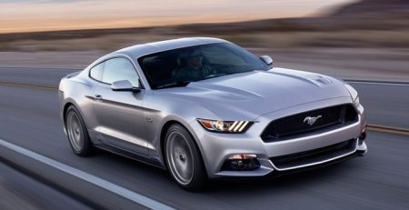 Ford Mustang 2015 coupe deportivo