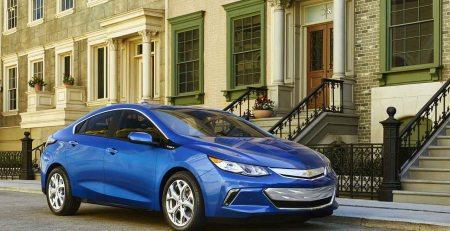 La segunda generación del Chevrolet Volt tiene un 20% más potencia del motor de gasolina y un impresionante 40% en recorrido con batería.