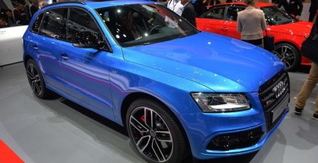 El Audi SQ5 2018 utilizará un supercargador de 48 voltios