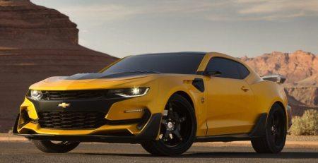 Bumblebee regresará a Transformers 5 como un Camaro 2016