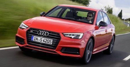 Audi S4 2017 todo lo que debe saber sobre él