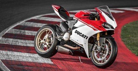 Ducati 1299 Panigale S edición 90 Aniversario