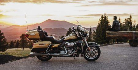 Harley-Davidson Milwaukee-Eight V-twin primer nuevo motor
