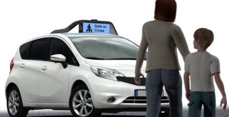 Drive.ai está desarrollando autónomo que interactúa con emojis