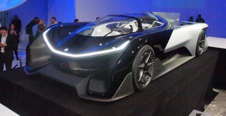 Faraday future probará su tecnología autónoma en Lincoln MKZ