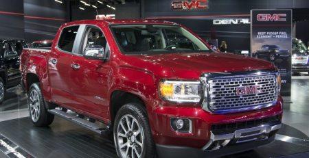 GMC Canyon 2017 estará potenciada con un V6 de Cadillac