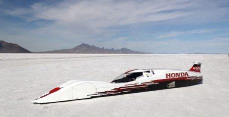 Este Honda S-Dream es más rápido que el Bugatti Veyron