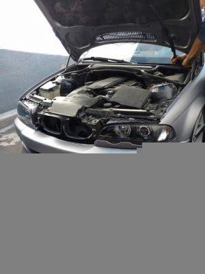 Faros Lupa Y Ojo Angel BMW Serie 3