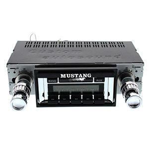 Radio Clásico MP3 Para Ford Mustang 1967-1973