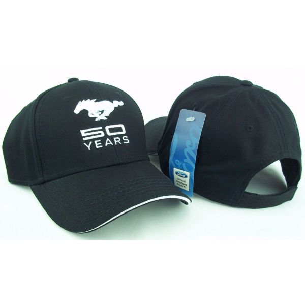 Gorra Ford Mustang 50 Años