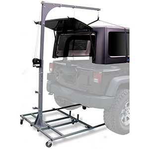 Desmontador De Techo Para Jeep Wrangler JK 2007-2018