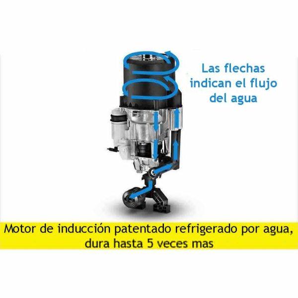 Lavadora A Presión Eléctrica Karcher 2000 PSI 1.5 GPM