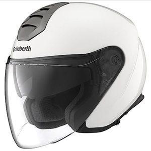Casco Para Moto Schuberth M1 Blanco Vienna