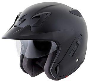 Casco Para Moto Scorpion EXO-CT220 Negro Mate