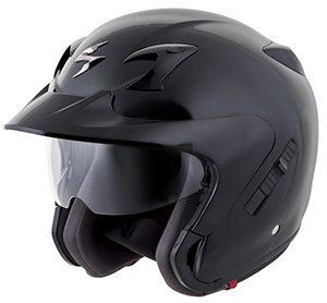 Casco Para Moto Scorpion EXO-CT220 Negro