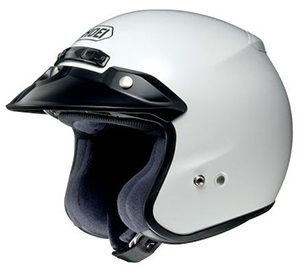 Casco Para Moto Shoei RJ Platinum-R Blanco