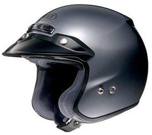 Casco Para Moto Shoei RJ Platinum-R Gris Perlado