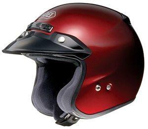 Casco Para Moto Shoei RJ Platinum-R Vino