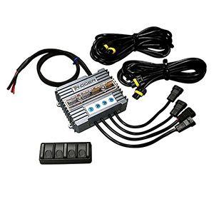 Control Maestro De Accesorios Para Jeep