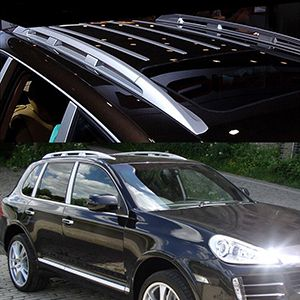 Barras Portaequipaje Laterales Para Porsche Cayenne 2003-2010