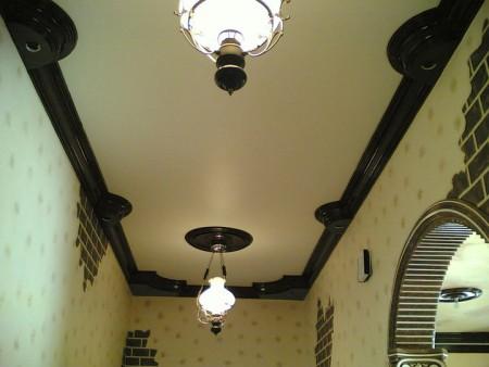 Alçıpan tavanlar (3)