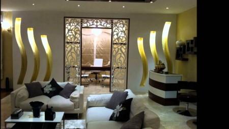 Arsan daireleri için tavan tasarımları (2)