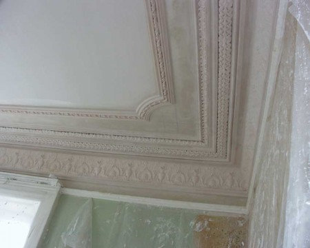 Oda tavan dekorasyonu (3)