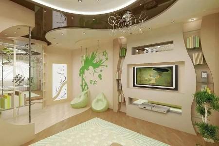 Asma Tavanlar Odalar (1)