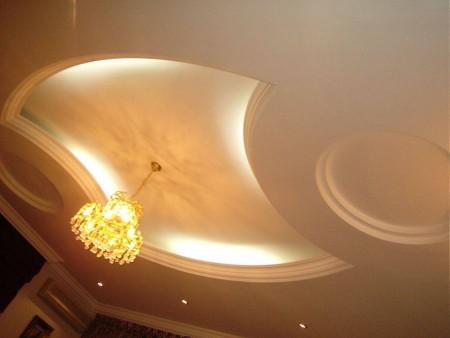 Asma tavan resimleri (2)