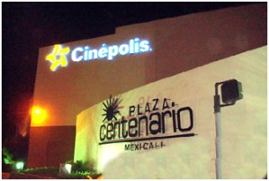 cinepolis centenario