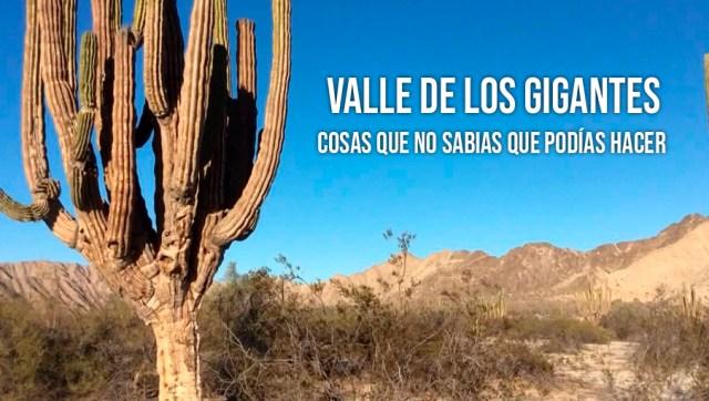 valle de los gigantes