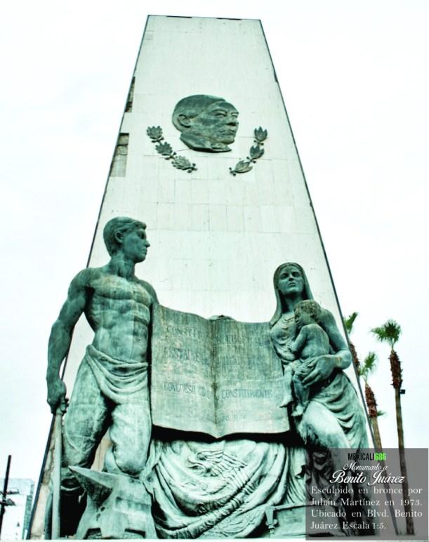 monumento benito juarez